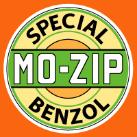 "Mo-Zip Benzol # 12"", $30.00 Each"