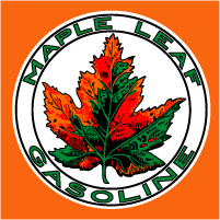 "Maple Leaf @ 12"", $30.00 Each"