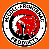"McColl-Frontenac Products @ 12"", $30.00 Each"