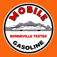 "Mobile Bonneville @ 12"", $30.00 Each"