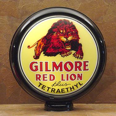 GILMORE AD GLASS